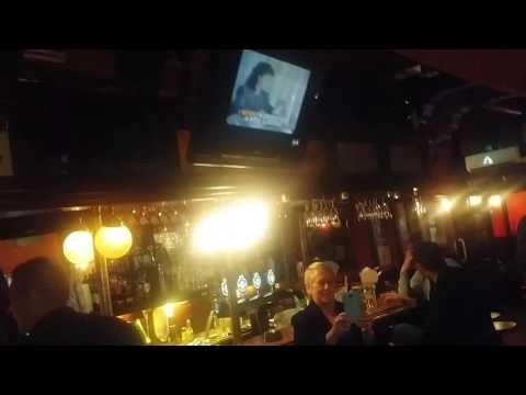 COPENHAGEN KARAOKE AT SAM'S BAR 23JUN17