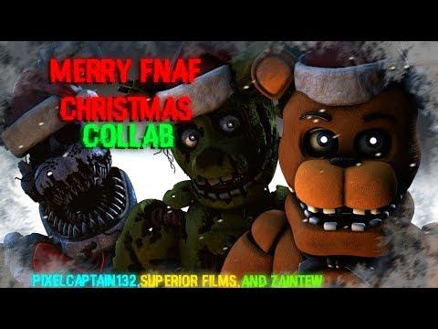 [SFM FNAF] Merry FNaF Christmas Collab!