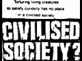 Civilised Society?- Will we fall?