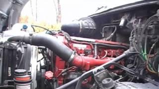 partie 6 de la verification mécanique camion-remorque