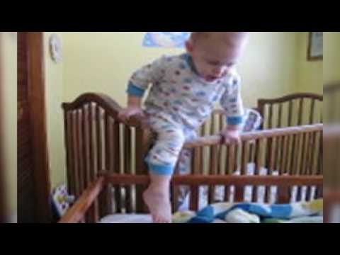 Amazing Baby Escapes Caught On Tape!