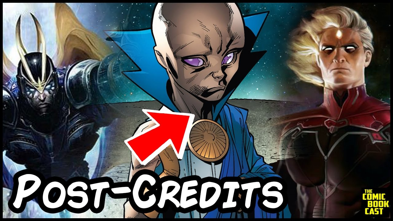 Guardians of the Galaxy Vol.2 EVERY Post-Credit Scene EXPLAINED