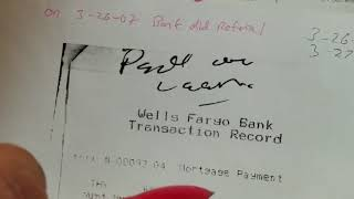 Wells Fargo mortgage accounting errors