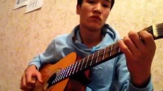 Зейнеп Шакеева- 18 жаш гитара менен