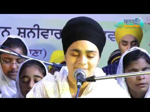 Bibi-Simarjit-Kaur-Ji-At-Faridabad-On-27-September-2015