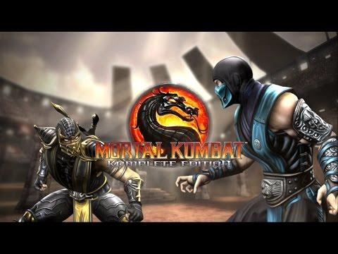 Смертельная битва Mortal Kombat 1995 смотреть онлайн