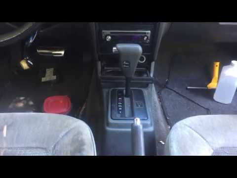 how to remove cigarette lighter from 1990 honda accord