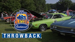 Summer Classic Car Show 2019 - Throwback - Eastwood!