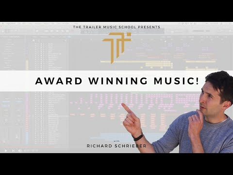 Trailer Music Tutorial | Track Breakdown of 'Syndrome' by Richard Schrieber thumbnail