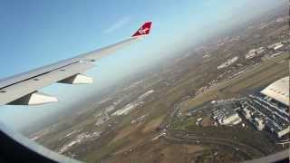 airbus a333 take off from london heathrow airport