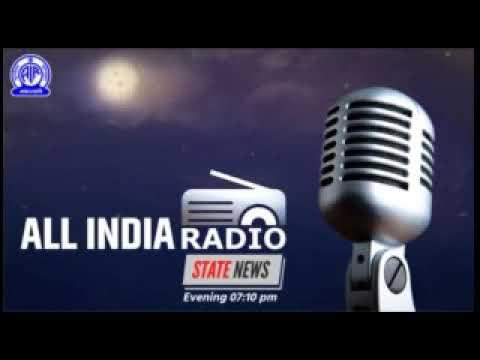 AIR NEWS BHOPAL- Evening Bulletin 3rd June