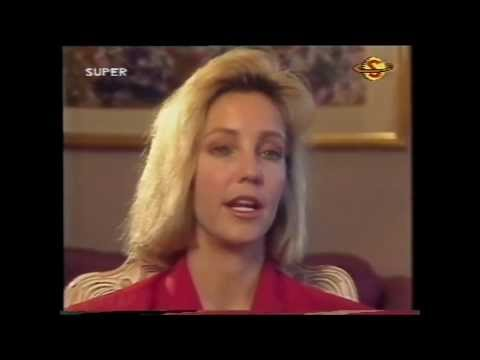 "Heather Locklear (1990) Interview & ""The Swamp Thing"" clips"
