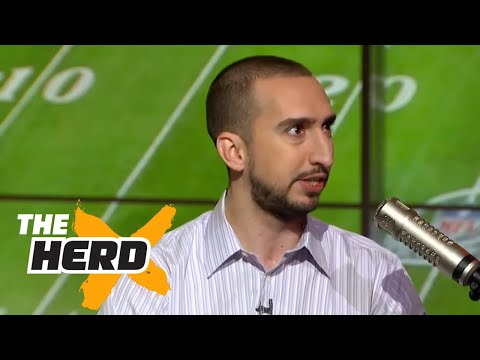 Nick Wright: Terrell Owens into the Hall of Fame is a no-brainer | THE HERD