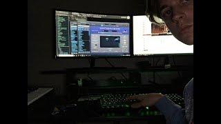Nick Mira Making Beats Live (FORGE DRUM KIT) - 11.4.18