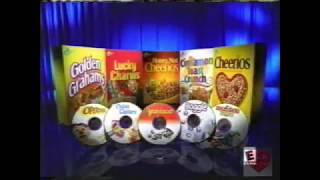 Honey Nut Cheerios Cereal | Television Commercial | 2001