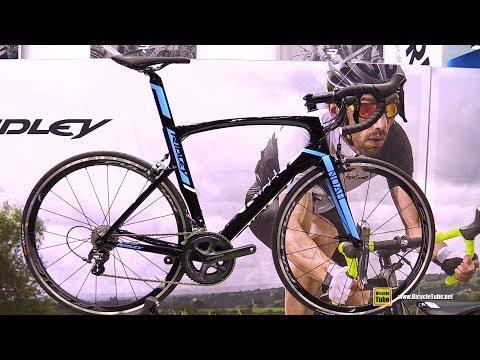 8f878db363e 2017 Ridley Noah Road Bike - Walkaround - 2016 Eurobike - YouTube