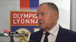 OL : Jean-Michel Aulas veut offrir un titre aux Bad Gones