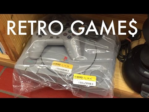 The Retro Game Pricing Curve