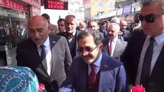 Tarım ve Orman Bakan Yardımcımız Mustafa Aksu'yu Ereğli'de ağırladık