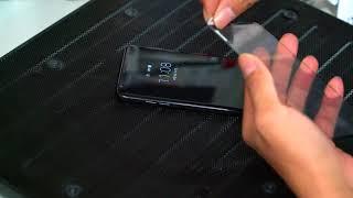 LG V30 강화보호필…