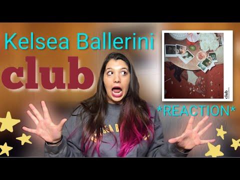 Kelsea Ballerini- Club *REACTION*