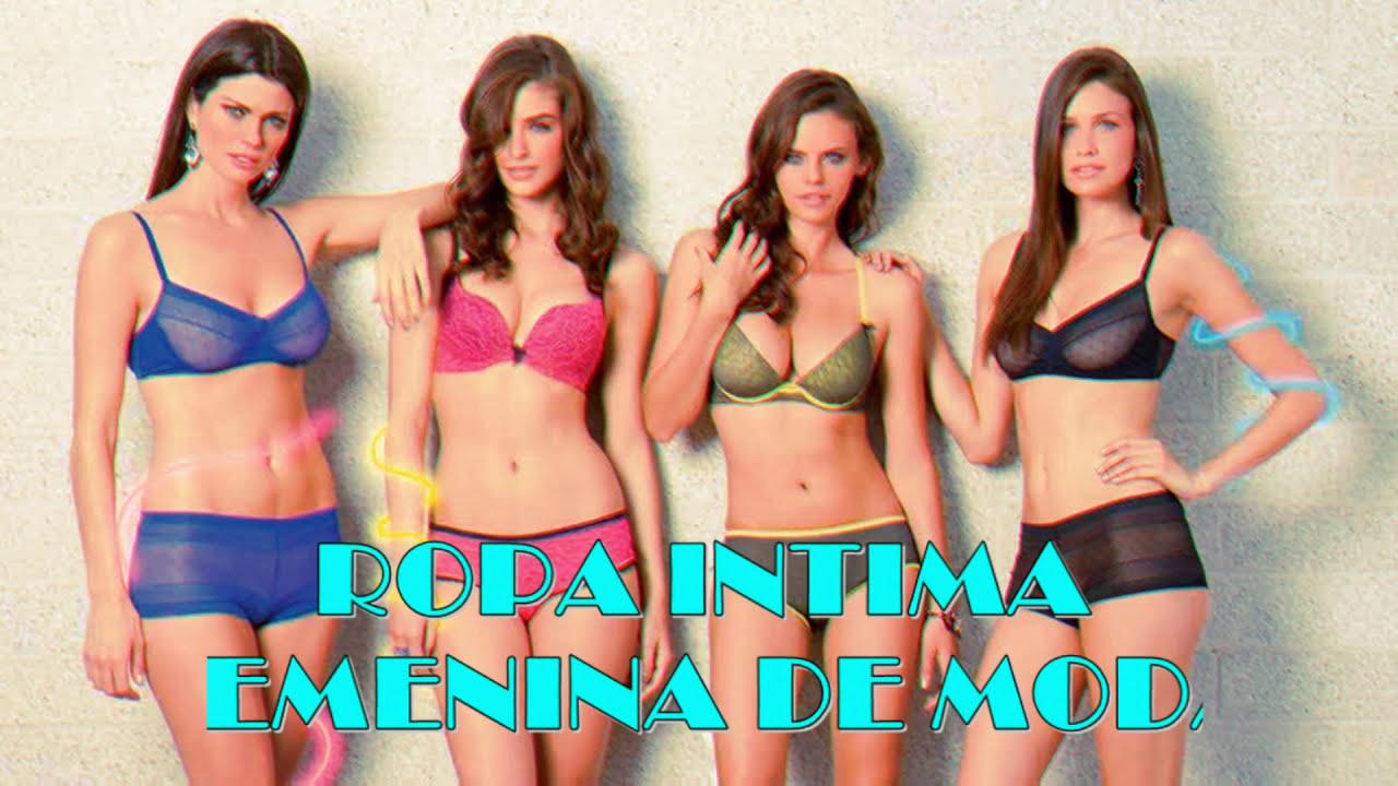 8fa6bf43e528 TENDENCIAS EN LENCERIA 2017 | ROPA INTIMA FEMENINA