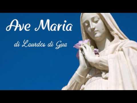 Ave Maria - Di Lourdes Di Gua (with Lirick)