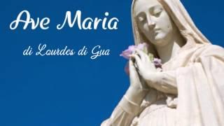 Gambar cover Ave Maria - di Lourdes di Gua (with lirick)