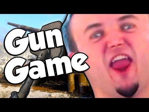 GUN GAME in COD WW2...