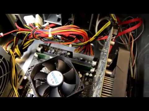 Вопрос: Как починить компьютер, который не запускается?