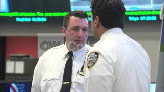 NYPD NEW YEAR'S EVE PREPS: COMMAND CENTER
