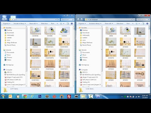 How to Batch File Rename your DSLR photos and videos in Adobe Bridge from YouTube · Duration:  6 minutes 17 seconds