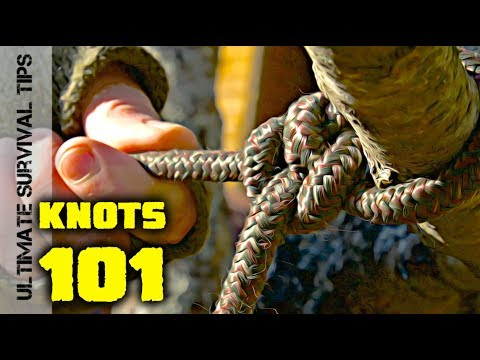 5 KNOTS EVERY MAN Needs to Know!