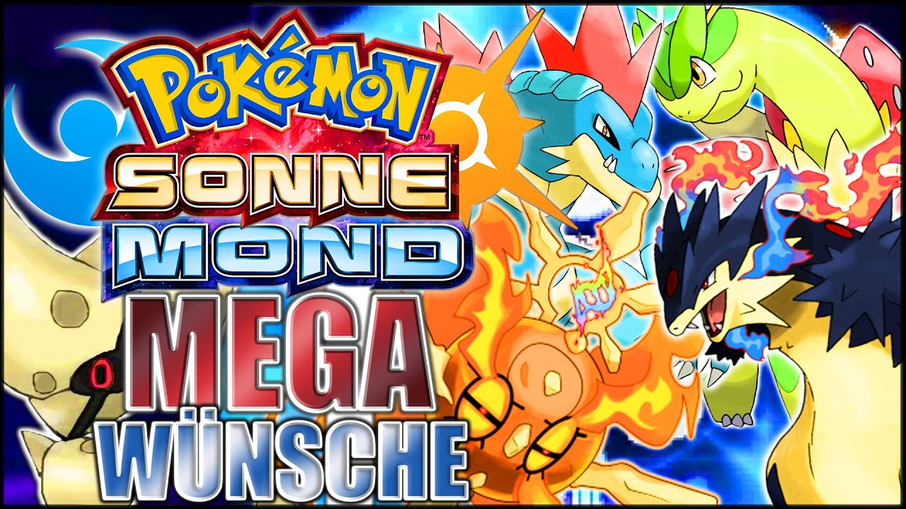Pokemon Sonne Pokemon
