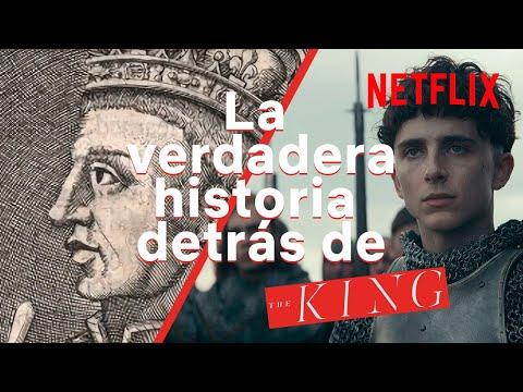 La VERDADERA HISTORIA Del Rey ENRIQUE V, Timothée Chalamet En THE KING | Netflix España