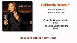 Queen Latifah - California dre