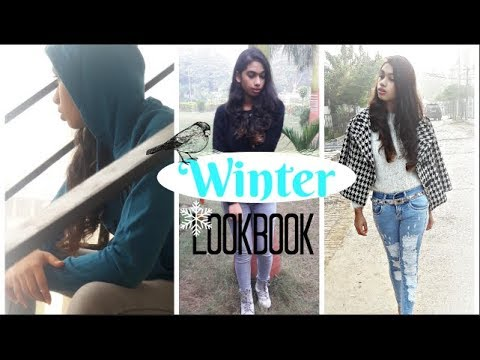WINTER LOOKBOOK | JENNEXT DIY | DIY INDIA