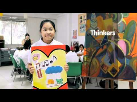 American Pacific International School - Campus Life (APIS) 2011