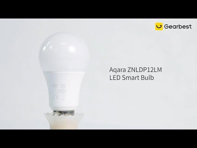 Aqara ZNLDP12LM LED Smart Bulb 220 - 240V ( Xiaomi Ecosystem Product )