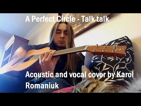 A Perfect Circle  Talk talk    Karol Romaniuk