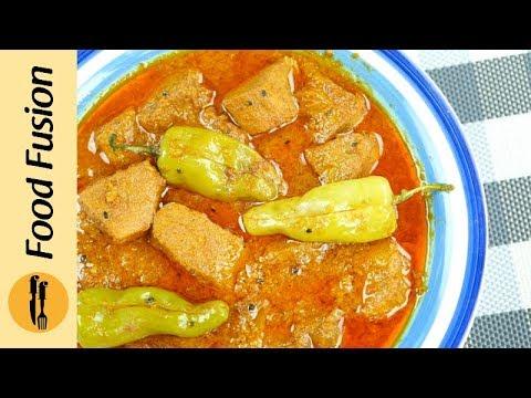 Achar Gosht Recipe By Food Fusion Eid Recipe Youtube