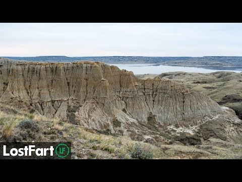 The Great Sand Castles (Beechy, Saskatchewan, Canada)