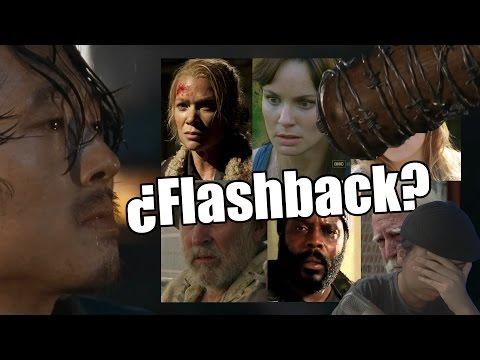¿Flashbacks de Glenn antes de morir? ¿Wikipedia nos engaña? - The Walking Dead Temporada 7