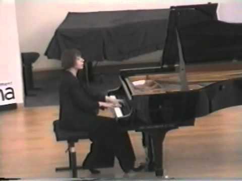 Elena Kuschnerova - Stravinsky - Petrouchka (piano, complete)