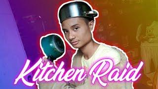 Kitchen Raid | TLEVogue Vlog