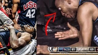 The Worst Basketball INJURI3S of All Time