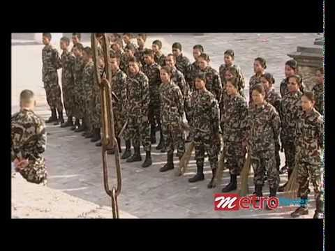 Nepal Army Documentary -We Salute You..