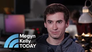 This 20-Year-Old Launched His Own Successful Drone Startup In His Teens | Megyn Kelly TODAY