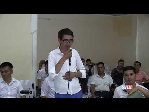 Shohruhmirzo va Haydarov Qahramon - Aytishuv jonli ijro