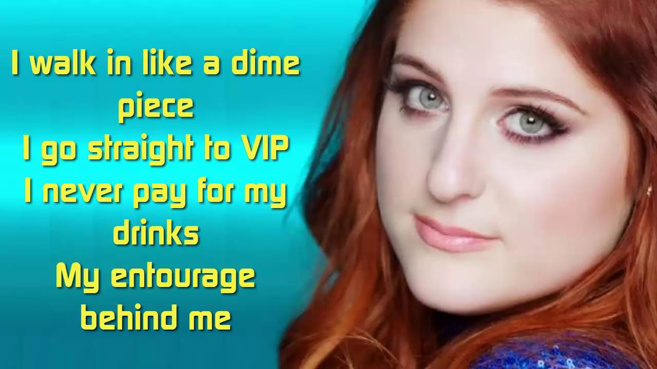Meghan Trainor - Me Too (Official Lyrics Video) - YouTube